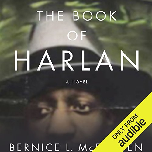 The Book of Harlan audiobook cover art