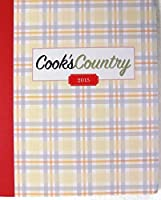 Cook's Country 2015 Annual American Test Kitchen 1940352401 Book Cover