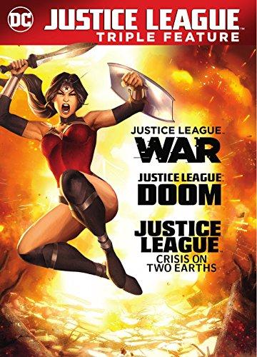 Justice League:War/Doom/Crisis [DVD-AUDIO] [DVD-AUDIO]