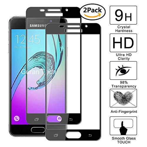 Guran [2 Paquete] Protector de Pantalla para Samsung Galaxy A5 2016 A510...