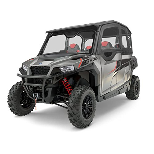 Polaris 4-Seat Poly Sport Roof, Black