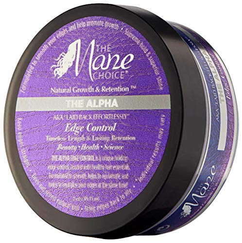 THE MANE CHOICE - Laid Back Effortlessly Hair Growth Stimulating Edge...
