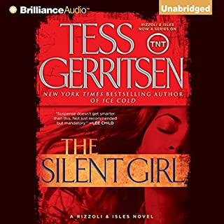 Page de couverture de The Silent Girl