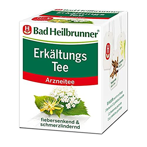Bad Heilbrunner® Erkältungstee - 6er Pack