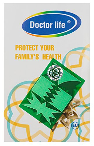 Dr. Life Anti EMF Radiation Protection Cell Phone Shield - Patented EMF Blocker - Neutralizer for Tablets, iPad, Kindle & Other Devices
