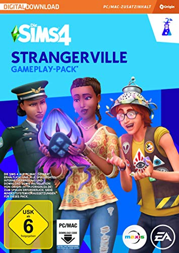 Die Sims 4 - StrangerVille (GP 7) DLC [PC Download - Origin Code]
