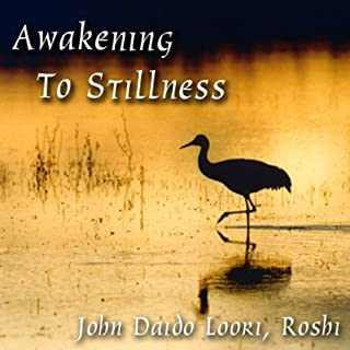 Awakening to Stillness audiobook cover art