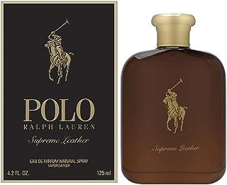 Polo Supreme Leather by Ralph Lauren for Men - Eau De Parfum, 125ml