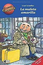 La maleta amarilla: Libros para niños de 8 años de detectives: ¡Cada capítulo es un caso distinto para resolver! ¡Deberás ...