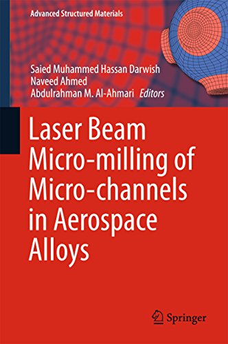 Laser Beam Micro-milling of Micro-channels in Aerospace Alloys (Advanced Structured Materials Book 68)