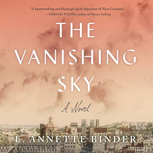 The Vanishing Sky cover art