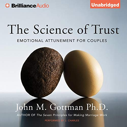 Couverture de The Science of Trust