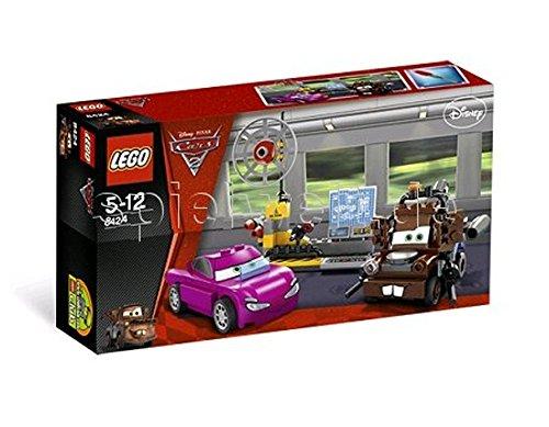 LEGO Cars 8424 - La Zona Espía de Mate (ref. 4584294)