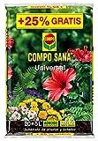 Compo Sana Universal 20+ 5L, Negro