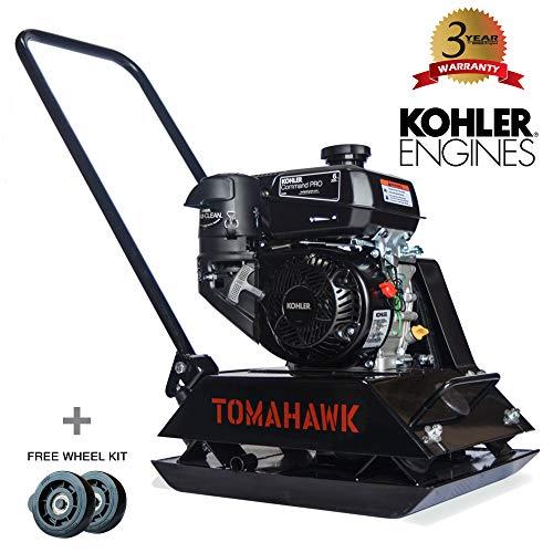 TOMAHAWK 6 HP Kohler Vibratory Plate Compactor