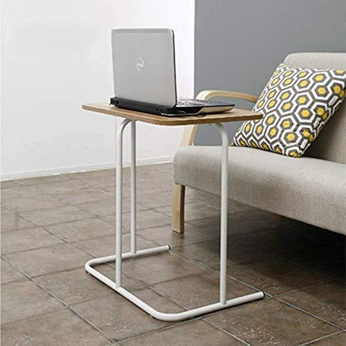 Nest Of Tables Mesa de centro blanca Mesas auxiliares Mesa para computadora portátil Bandeja de TV Sofá para refrigerios Sofá Sofá Cama lateral Escritorio para computadora portátil para oficina en ca
