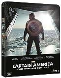 CAPTAIN AMERICA - The Winter Soldier (Steelbook Blu-ray+Dvd) (Ed. Italiana Limitata)