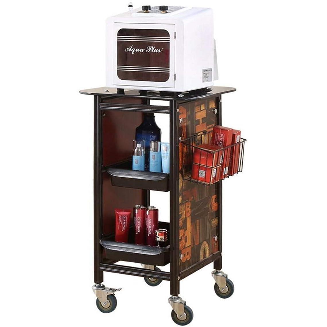 スナッチうん海外で美容院機器カート、特別なデスクトップウォーターライトニードルベース機器棚/肌管理小さなバブルトロリー