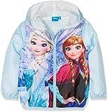 Disney Frozen Beautiful Frozen Abrigo, Azul, 6 años para Niñas