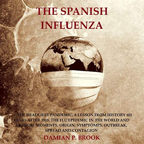 The Spanish Influenza cover art