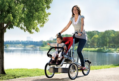 STROLLER BIKE. This 3 in 1 STROLLJER Bike is JUST Like TAGA TRANSFORMS from A Bike Stroller to A Regular Stroller