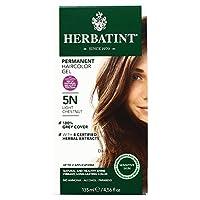 Herbatint HERBATINT HAIR COLOR、5N、LGHT CHSTNT、CT