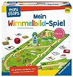 Ravensburger ministeps 4175 Mein Wimmelbild-Spiel, Erstes Spiel zum Tiere-Suchen und...