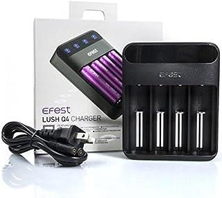 Efest Lush Q4 Intelligent LED Battery Charger by PrimeDeals