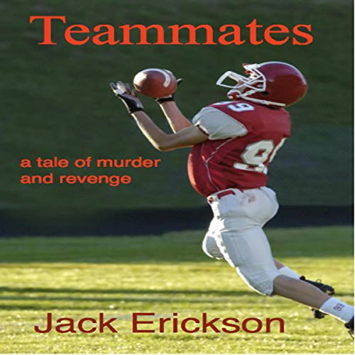 Teammates audiobook cover art