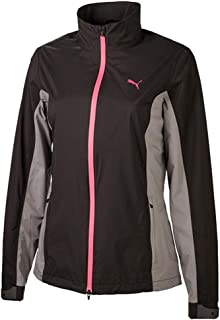 2020 PUMA Women UltraDry Golf Jacket Puma Black Medium