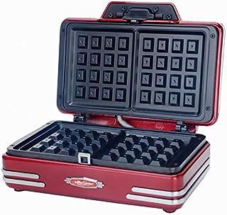 Sartén eléctrica Mini Máquina De Gofres para El Hogar 220v 750w DIY Máquina De Desayuno Herramientas para Hornear Máquina De Pastel Máquina De Gofres Eléctrica