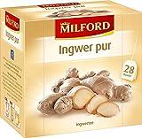Milford - Ingwer pur - 28Bt/56g