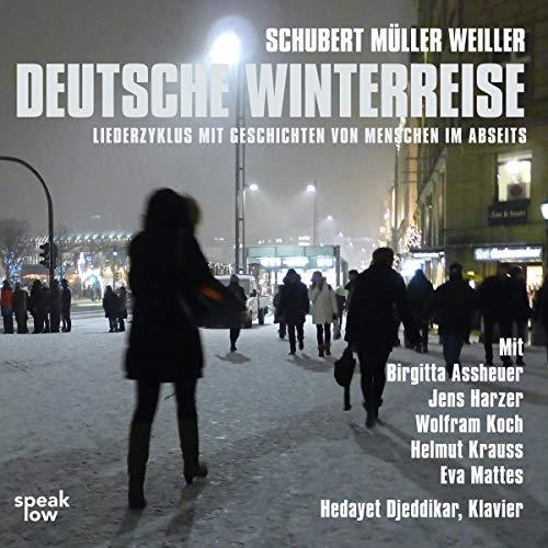 Deutsche Winterreise Titelbild