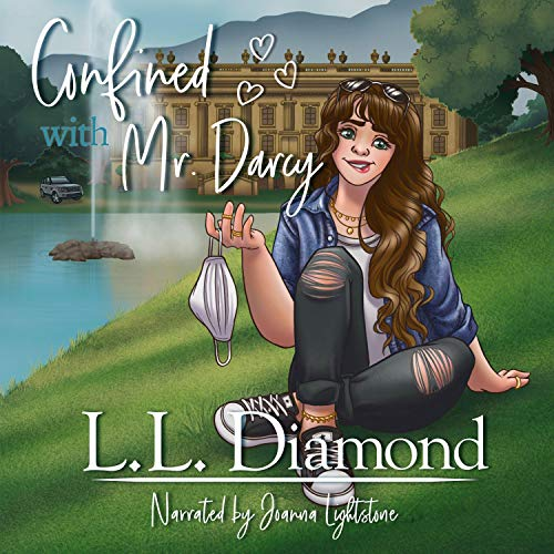Confined with Mr. Darcy cover art