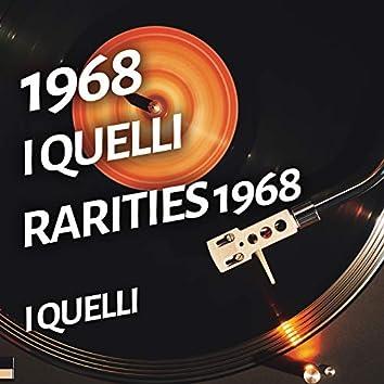 I Quelli - Rarities 1968