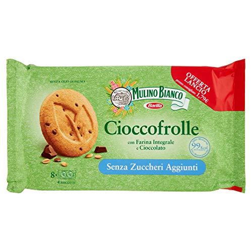 Mulino Bianco Biscotti Frollini Cioccofrolle con Farina di...