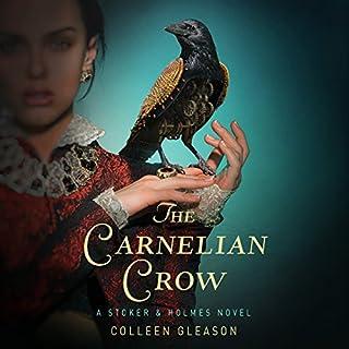 The Carnelian Crow     Stoker & Holmes, Book 4              Auteur(s):                                                                                                                                 Colleen Gleason                               Narrateur(s):                                                                                                                                 Jayne Entwistle                      Durée: 9 h et 33 min     1 évaluation     Au global 5,0
