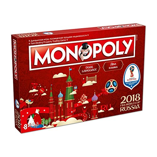 FIFA World Cup Monopoly Board Game