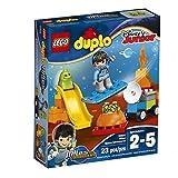 LEGO DUPLO Miles Space Adventures Building Kit (23 Piece)