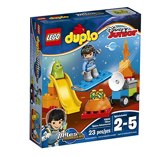 LEGO DUPLO Miles' Space Adventures 10824 by LEGO