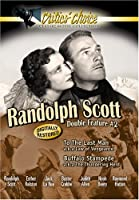 Randolph Scott Double Feature 2 [DVD]