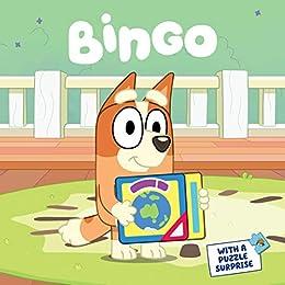 Bluey: Bingo by [Bluey]