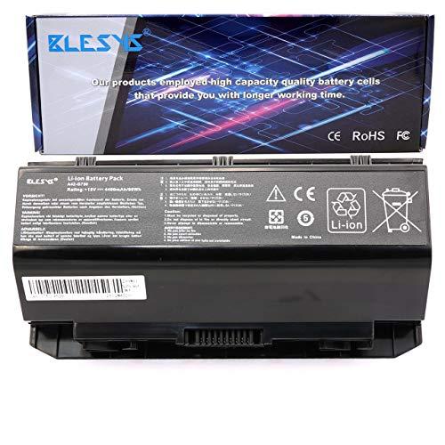 BLESYS A42-G750 bateria do laptopa dla ASUS G750JM seria 15V 4400mAh 66Wh