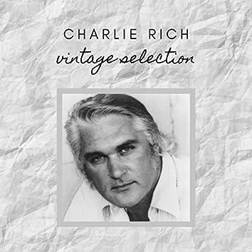 Charlie Rich - Vintage Selection