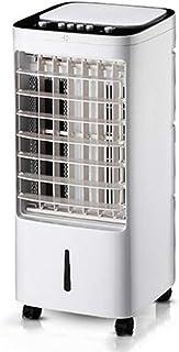 WENYAO Ventilador del Aire Acondicionado Refrigeración Refrigeración Individual Hogar Pequeño Enfriador de Agua Móvil Pequeño Enfriador de Aire Acondicionado, Tipo mecánico