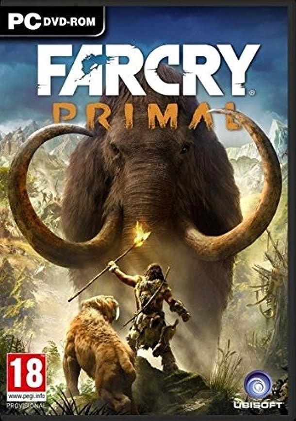 エスカレーター国内の悪意Far Cry Primal (PC DVD) (輸入版)