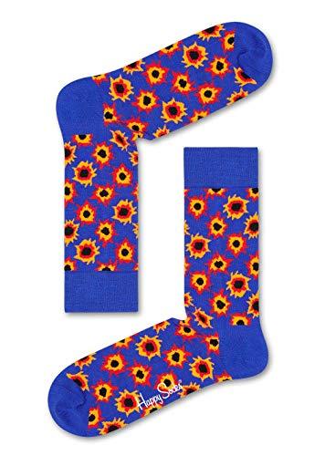 Happy Socks SS19 - modische, saisonale Freizeit-Socken,Bang Sock Blue,41-46