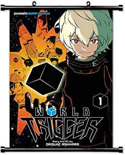 World Trigger Anime Fabric Wall Scroll Poster (16x24) Inches