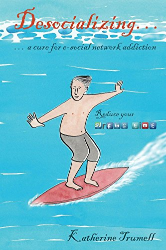 Desocializing - A cure for e-social network addiction (English Edition)