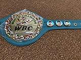 TheCuero WBC 3D 2014 - Cinturón de Barco de campeón de Boxeo
